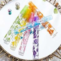 6pcs 10ml Clear Empty Glass Perfume Atomizer Spray Bottles Portable Travel
