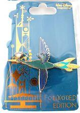 NEW Disney WDI Imagineering Critters Four Winds Tower World Fair PEACOCK Pin