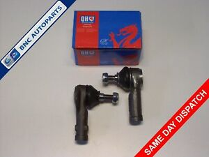 TRACK ROD END PAIR for FORD Sierra - from 1982 to 1993 - NEW  QH