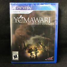Yomawari Midnight Shadows (PS Vita) BRAND NEW