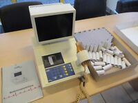 Custo Med Custo Vit Spirometer Lungenfunktionsgerät aus Arztpraxis