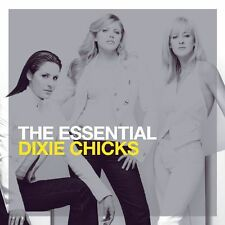 DIXIE CHICKS THE ESSENTIAL 2 CD SET (Greatest Hits / Very Best Of)