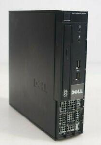 Dell OptiPlex 9020 USFF Intel i7-4770S 3.1GHz 8GB 256GB SSD WIN7COA Fair No OS