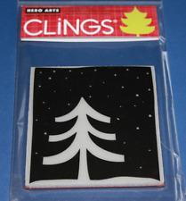 Hero Arts 'White Christmas' Cling Stamp