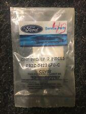 1988 1999 Ford Tempo Mercury Topaz Door Panel Grab Pull Handle Covers Smoke Gray