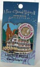 Piece Of Disney History Ii Liberty Belle Le 2500 Pin