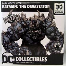 Batman Dark Nights Metal 9 Inch Statue Figure - The Devastator