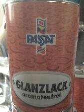 2,5 Liter Passat Glanzlack feuerrot RAL 3000 Innen & Außen Maler Lack Hochglanz