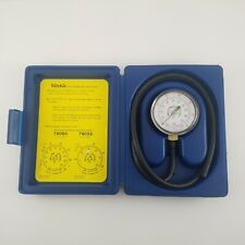 Ritchie Yellow Jacket Gas Pressure Test Kit With Hard Case Missing Attachment