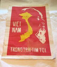 HO CHI Minn Poster? Vietnam Trong Trai Tim TOI