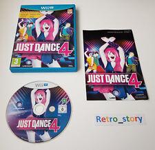 Nintendo Wii U - Just Dance 4 - PAL