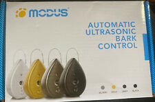 MODUS AUTOMATIC ULTRASONIC INDOOR BARK CONTROL,ANTI BARKING DEVICE FREE SHIP