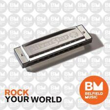 Hohner 504/20 A Key Silver Star Harmonica - BNIB - BM