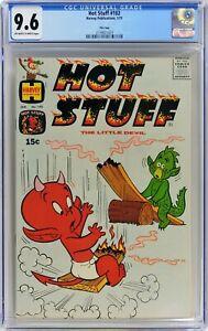 S176. HOT STUFF #102 Harvey CGC 9.6 NM+ (1971) FILE COPY