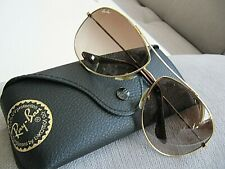 RAY-BAN RB3293 001/13 6313 3N Gold Brown Gradient Sunglasses