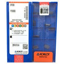 H●KORLOY SP200 PC9030 Carbide Inserts CNC TOOL.