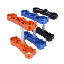 Triple Tree Clamps Steering Stem For KTM EXC XCW Husqvarna FX350 FE350 TX300