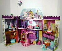 My Little Pony Canterlot Castle Deluxe Playset Exclusive Special Edition Hasbro