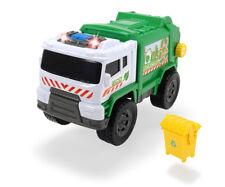Simba Dickie Garbage Recycle Truck Müllauto Auto Car Licht und Sound Motorisiert