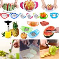 Kitchen Vegetable Cutter Slicer Fruit Peeler Dicer Chopper Knife Kitchen Gadget
