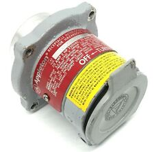 APPLETON CPSC-2350 20-AMP Interlocked Receptacle
