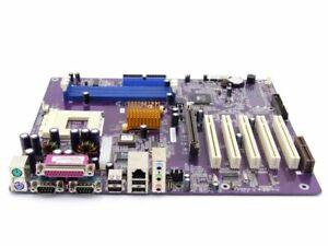 ECS Shikhaaaa K7VTA3 ATX Computer Desktop PC Motherboard AMD Socket 462 Socket A