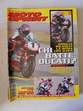 MOTOSPRINT n°10 2002 Ducati & Aprilia [MS9A]