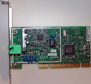 AGERE PCI MODEM CARD, HP PN 5187-5216