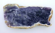 133.3 GRAMS AAA QUALITY TIFFANY STONE BERTRANDITE OPAL FLUORITE PURPLE BS6