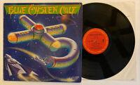Blue Oyster Cult - Club Ninja - 1986 US 1st Press (NM) Ultrasonic Clean