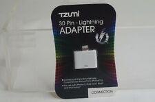 Tzumi 30 Pin-Lightning Adapter