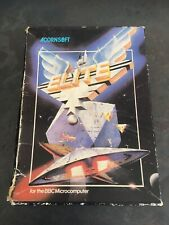 BBC Microcomputer Game Elite Boxed 5.25 Disk Version