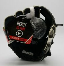 "Franklin Performance Digitek Series 9.5"" T-Ball RH Left Throw Fielding Glove NWT"