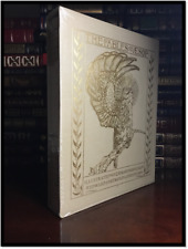 Edward Detmold's Aesop Fables Sealed Easton Press Deluxe Limited Leather 1/800