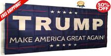 Trump 3x5 Foot Flag 2016 Make America Great Again Donald for President Usa Maga!