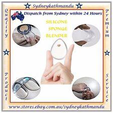 2 X  Silicone Sponge Makeup Blender Foundation Silisponge Puff