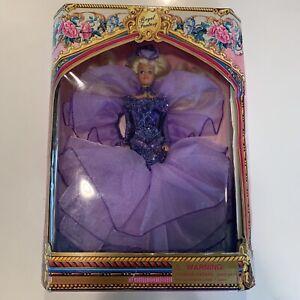 Sarah Doll Royal Fantasy 71313 First Edition Designer Collection Purple Dress