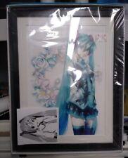 """VOCALOID HATSUNE MIKU  """"Kei"""" Framed print"""