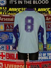 4/5 Anderlecht adults L #8 cup rare football shirt jersey camiseta soccer