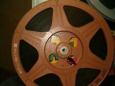 16mm film BEAUTY, BONEFISH AND BARACUDA-TRAVEL FISHING FILM