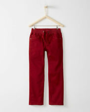 Sizes 6 7 8 boys Hanna Andersson Stretch Twill Kickstart Pants
