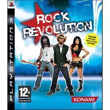 PS3 Rock Revolution NUOVO Versione Ufficiale Italiana