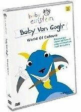 Baby Van Gogh - World of Colours (DVD, 2005), Baby Einstein series, Classified E