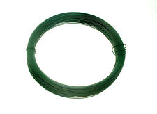 PLASTIC COATED GARDEN FENCING WIRE 1.4MM X 15M
