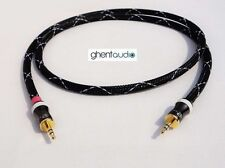 D11 (1m 3ft)---3.5mm Jack HIFI TRS(male) AUX Stereo Canare L-4E6S Audio Cable