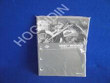 new 2009 Harley Davidson vrod v-rod v rod parts catalog manual vrsc