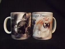 Tasse / Mug - motif chien  BOULEDOGUE FRANCAIS