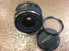 SMC Pentax-A 24mm f2.8 Manual Focus Wide Angle Lens PK