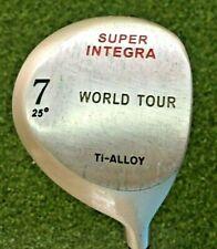Super Integra World Tour 7 Wood 25* / RH / Regular Graphite / gw0074
