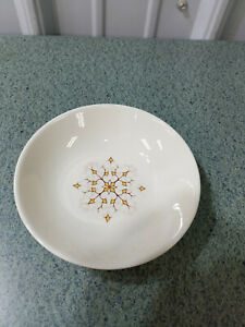 Vintage Taylor Smith Berry / Dessert Bowl  Arabesque Pattern